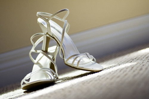 Shopping Tips for Wedding Shoes