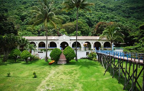 Hotel Torremolinos, Lago de Coatepeque, El Salvador