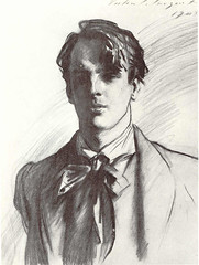 William Butler Yeats (1865-1939)  - Anglo-Irish Poet, Playwright (by John Singer Sargent) (londonconstant) Tags: portrait heritage theatre poet writer drama johnsingersargent playwright specialrelationship wbyeats williambutleryeats costi citytrees angloirish virtualmuseum londonconstant faves15faves