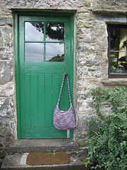 Kitchen sink bag (diva341) Tags: kitchen bag knitty