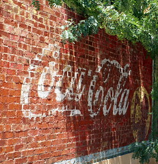 COCA COLA (BOB WESTON) Tags: cocacola ghostsign crosbytontexas