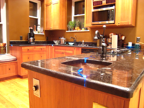 фото Дизайн кухни. Интерьер кухни