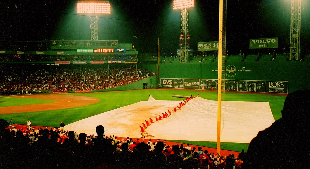 Fenway and memories