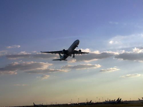 JKF landing problems
