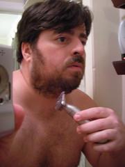 14/365 - Trimming the Beard