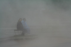 Steamy Love (TPorter2006) Tags: mist love silver steam september yellowstone geyser 2007 photofaceoffwinner pfosilver tporter2006