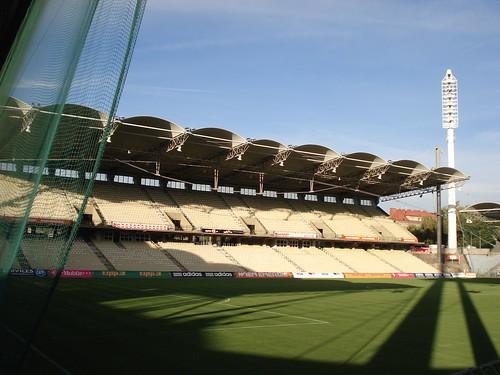 Gerhard-Hanappi-Stadion Wien