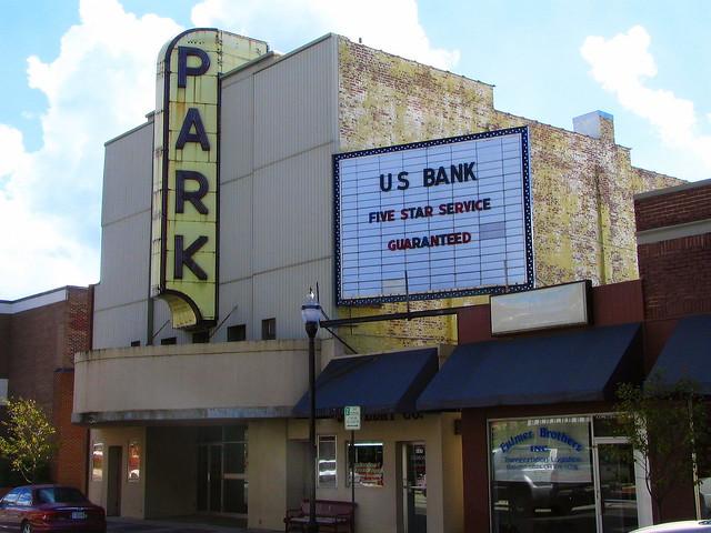 Park Theater - MicMinnville, tn