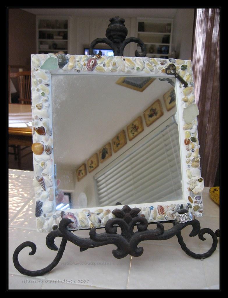 Mirror frame I made