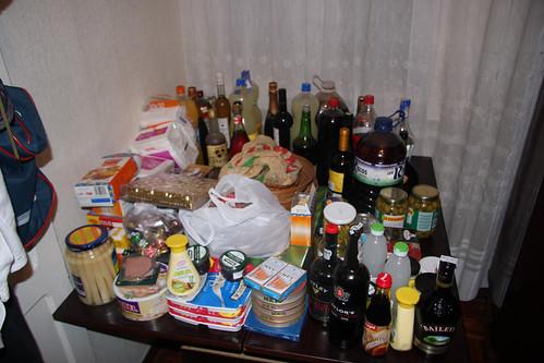 Christmas Season Consumables