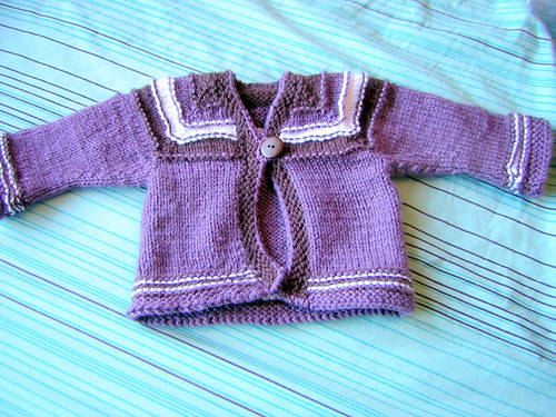 Sweater for Baby Coleman