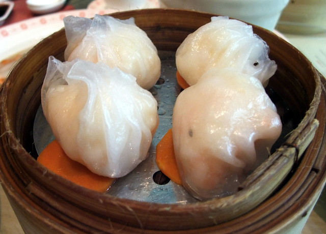 Shrimp Dumpling (Har Kow)