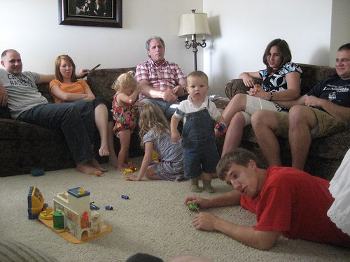 Family - June 2010 007