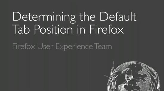 Tabs Firefox