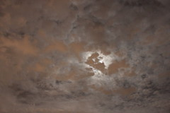October Twenty-First. (redaleka) Tags: sky moon night clouds october cloudy twentyfirst abigfave threehundredsixty