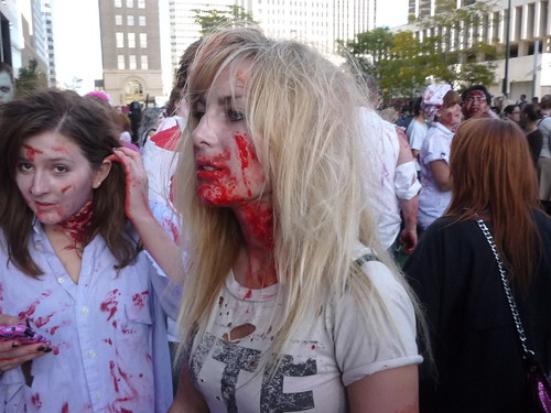 2010 Denver Zombie Crawl
