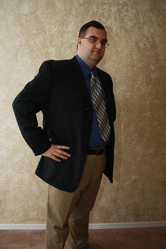 Ian: Suit
