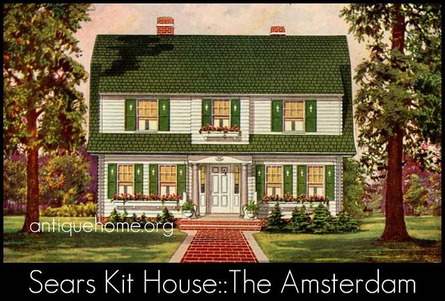 How to I.D. a Sears & Roebuck House -  www.housemouse.net