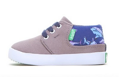 Animal Collective's Geologist Designs Kids' Shoe