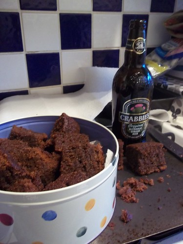 crabbies gingerbread