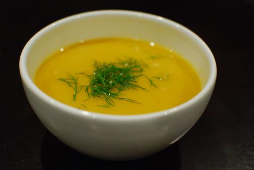 Creamy Autumn Butternut Squash Soup