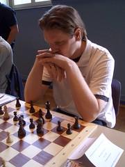 Turniersieger IM Thomas Henrichs