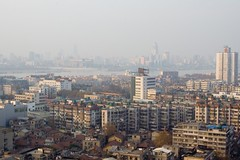 Wuhan - the biggest city you've probably never heard of (Sean Maynard) Tags: china city history tourism skyline architecture river pagoda ancient chinese tourist yangtze wuhan hubei changjiang wuchang hankou yellowcranetower hanyang hanjiang