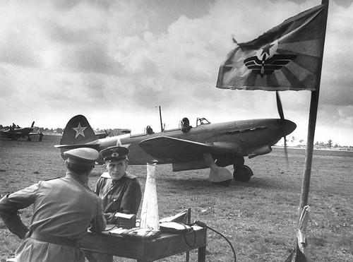 Warbird picture - Yak-9