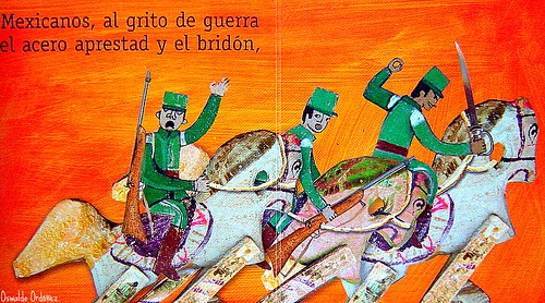 mexicanos al grito de guerra a photo on flickriver