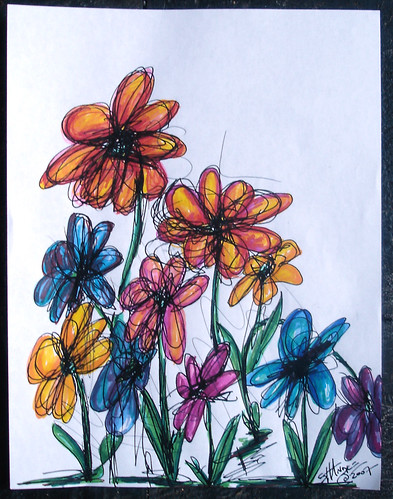 WILDflowers - no. 2 -
