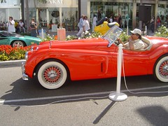 Jaguar XK (audihenry) Tags: auto show cars car automobile beverlyhills jaguar 2007 rodeodrive xk beverlyhillsconcoursdelegance