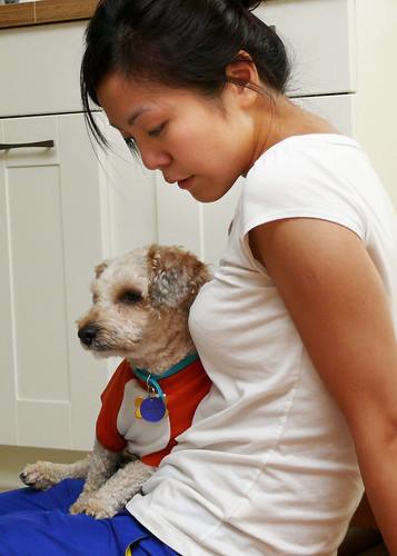Mochi & His Human Companion