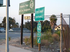 Pomona Freeway (bigmikelakers) Tags: california montebello ca60 pomonafreeway