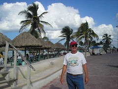 Ron on malicon Progreso Mexico (ronnc71) Tags: johnson ron