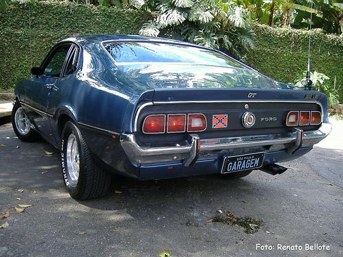 Ford Maverick SL 1973