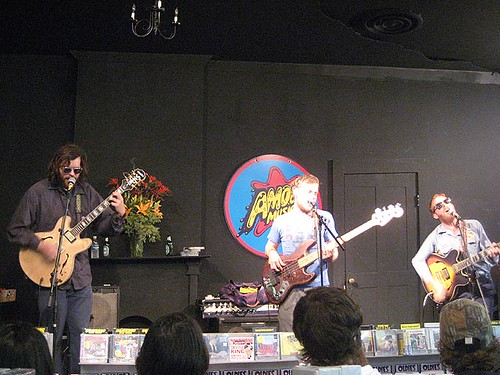 Dr. Dog, Amoeba Records, 7-15-2007