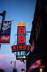 BB King's on Beale Street (stevesheriw) Tags: memphis tennessee blues bbkings bealestreet nationalregisterofhistoricplaces 66000731