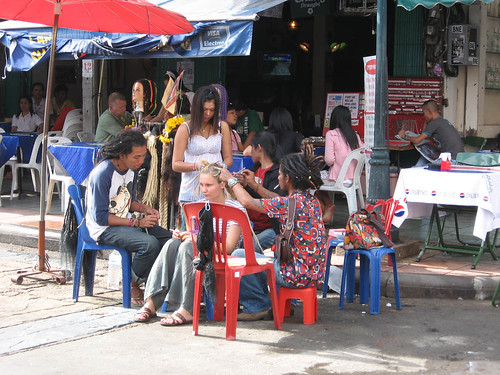 Popular Activity @ Thanon Khaosan