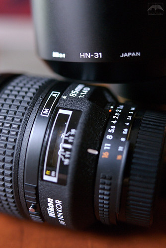 Nikkor 85mm f1.4d: For Sale