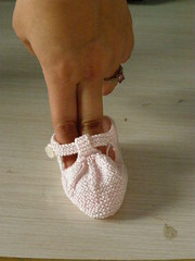 Day 150: My Future Daughter's Shoe!