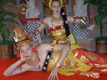 Balinese Traditional Wedding Dress