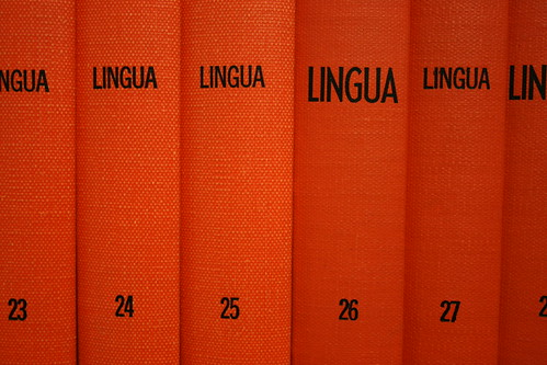 lingua -- orange lingua libraries book librariesandlibrarians numbers librarians