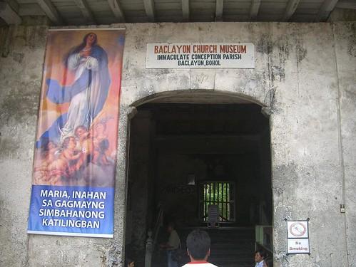 Baclayon Church Museum