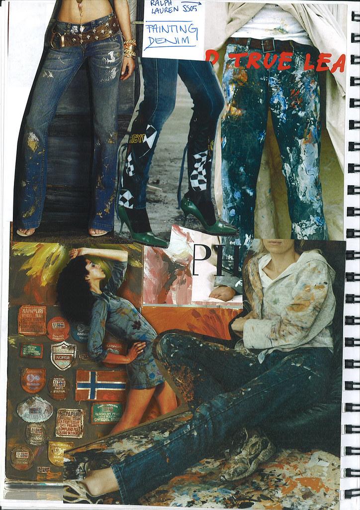 1c18dd3e4ef DIY paint splattered jeans   - Trashion Helsinki -