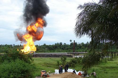 Flaring, Niger Delta