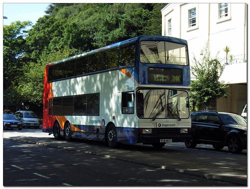 Stagecoach Devon 13601 BIW4977