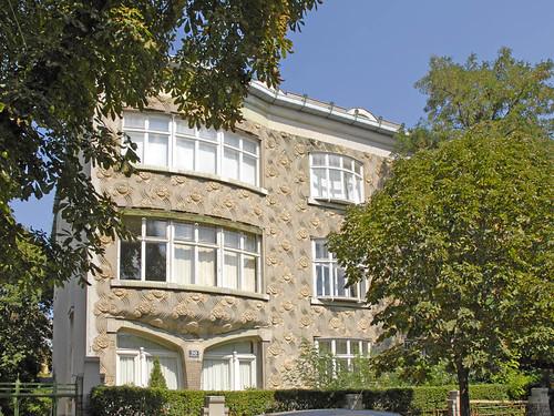 Langer House
