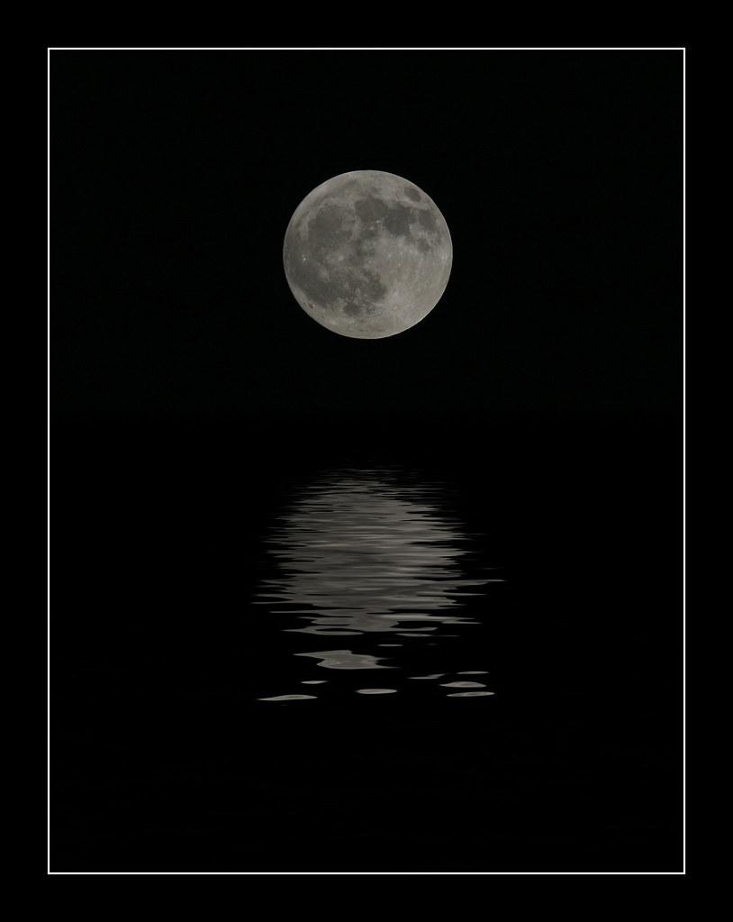 科學家發現月球上居然有水?