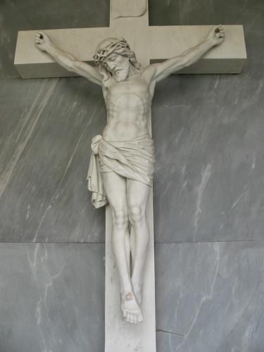 cimitero, croce, morte