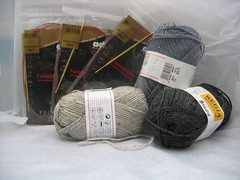 More yarn ...